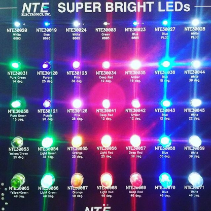 LED's & LED STRIPS