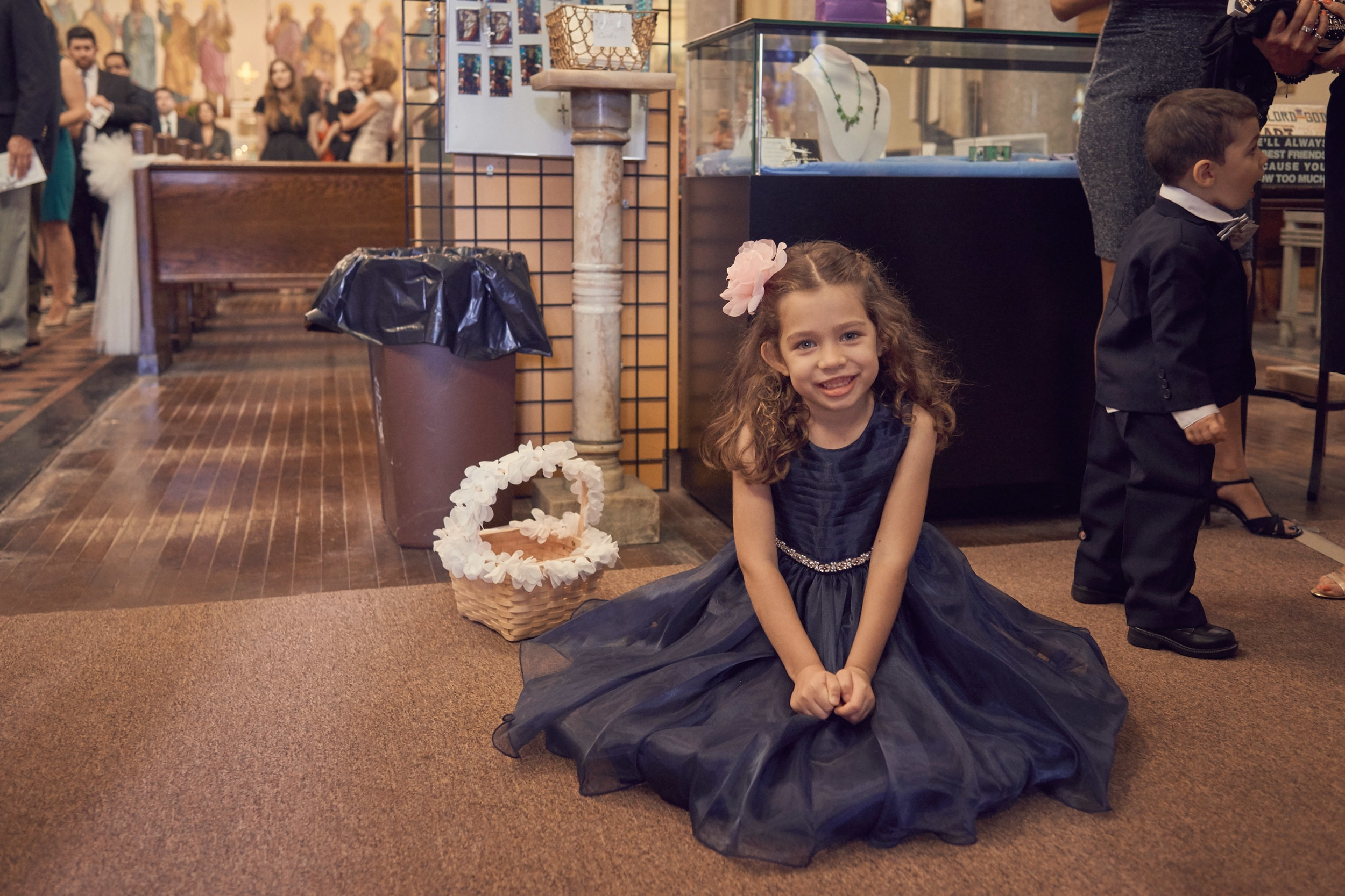 Austin Kennedy, Photographer.  Bridal Attendant