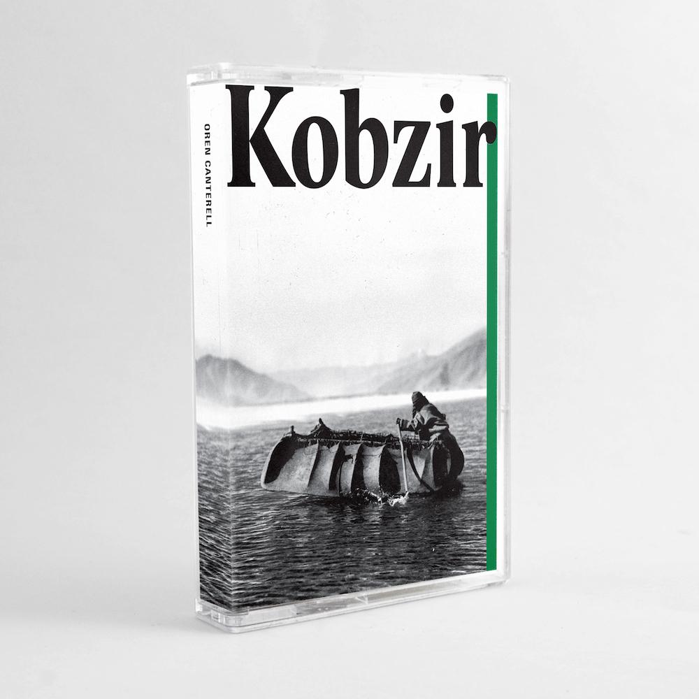 Oren Cantrell - Kobzir (Cassette) 14SC-K7