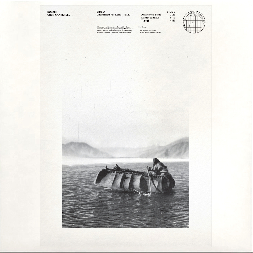 Oren Cantrell - Kobzir (LP) 14SC