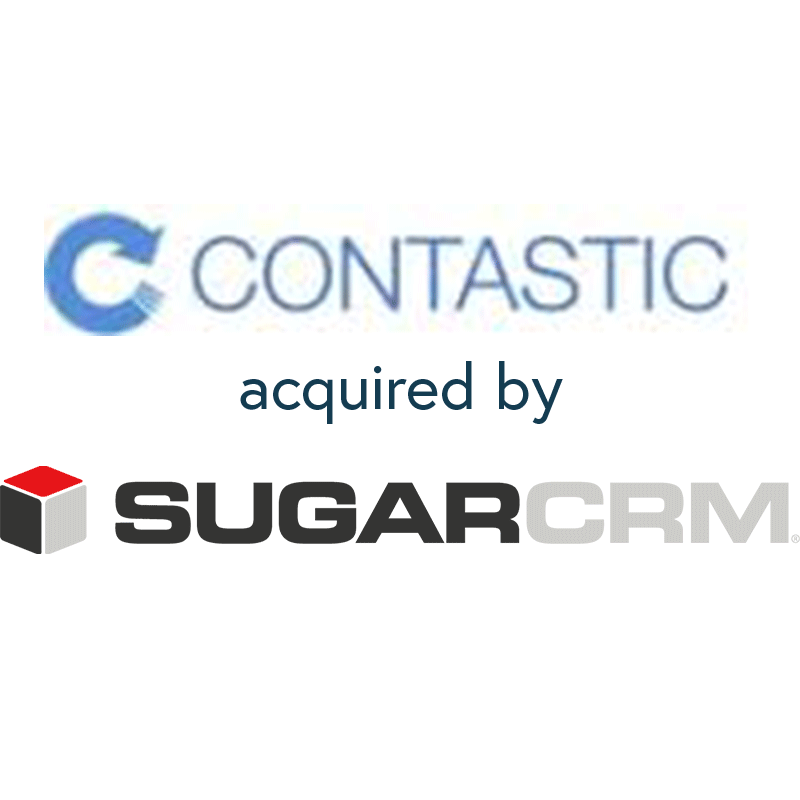 Social Starts 1 | Work Platforms - Contastic is the simple CRM system that knows who you need to follow up with and generates emails with personalized content for you to send to remain relevant.