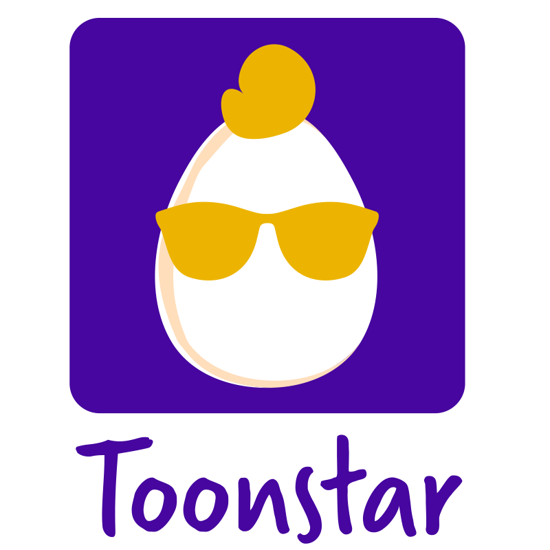 Social Starts 3 | Content - Toonstar is a mobile cartoon community where people livestream, watch, and share cartoon characters.