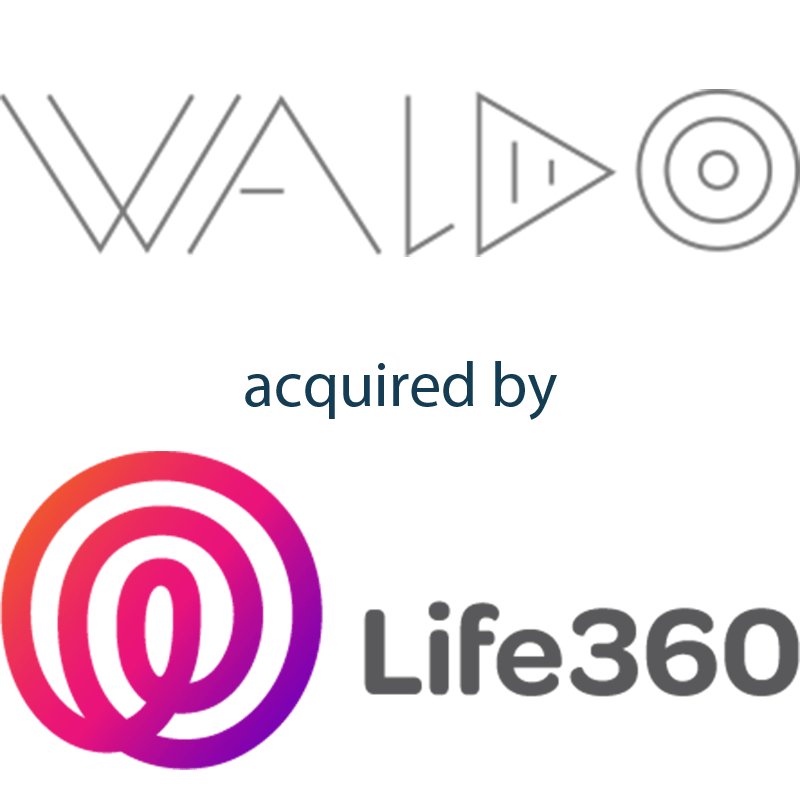 Social Starts 3 | Social Platforms - Waldo is a window into your best friends' lives via smartphones – making sure you're always in the loop with the people you care most about.