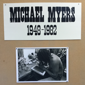 Michael Meyers Exhibit