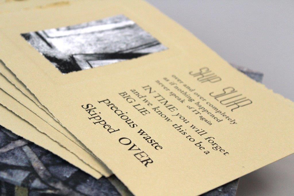 Skip Slur interior with Letterpress Poetry Monoprints.jpg