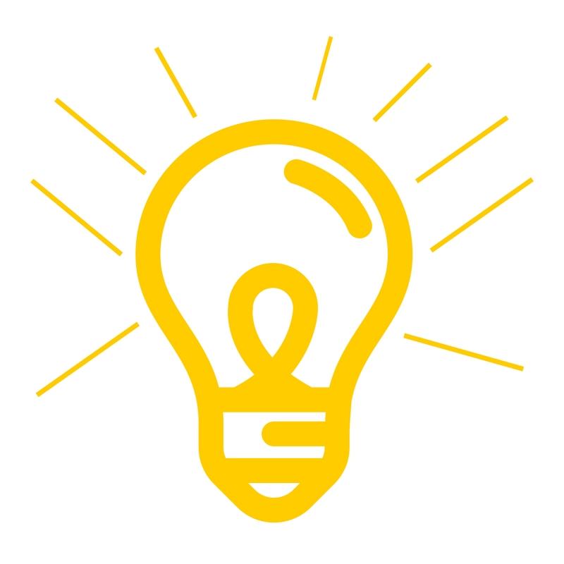 ENTREPRENEURSHIP light bulb