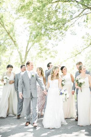 Ashton Hill Farm wedding venue in Galena