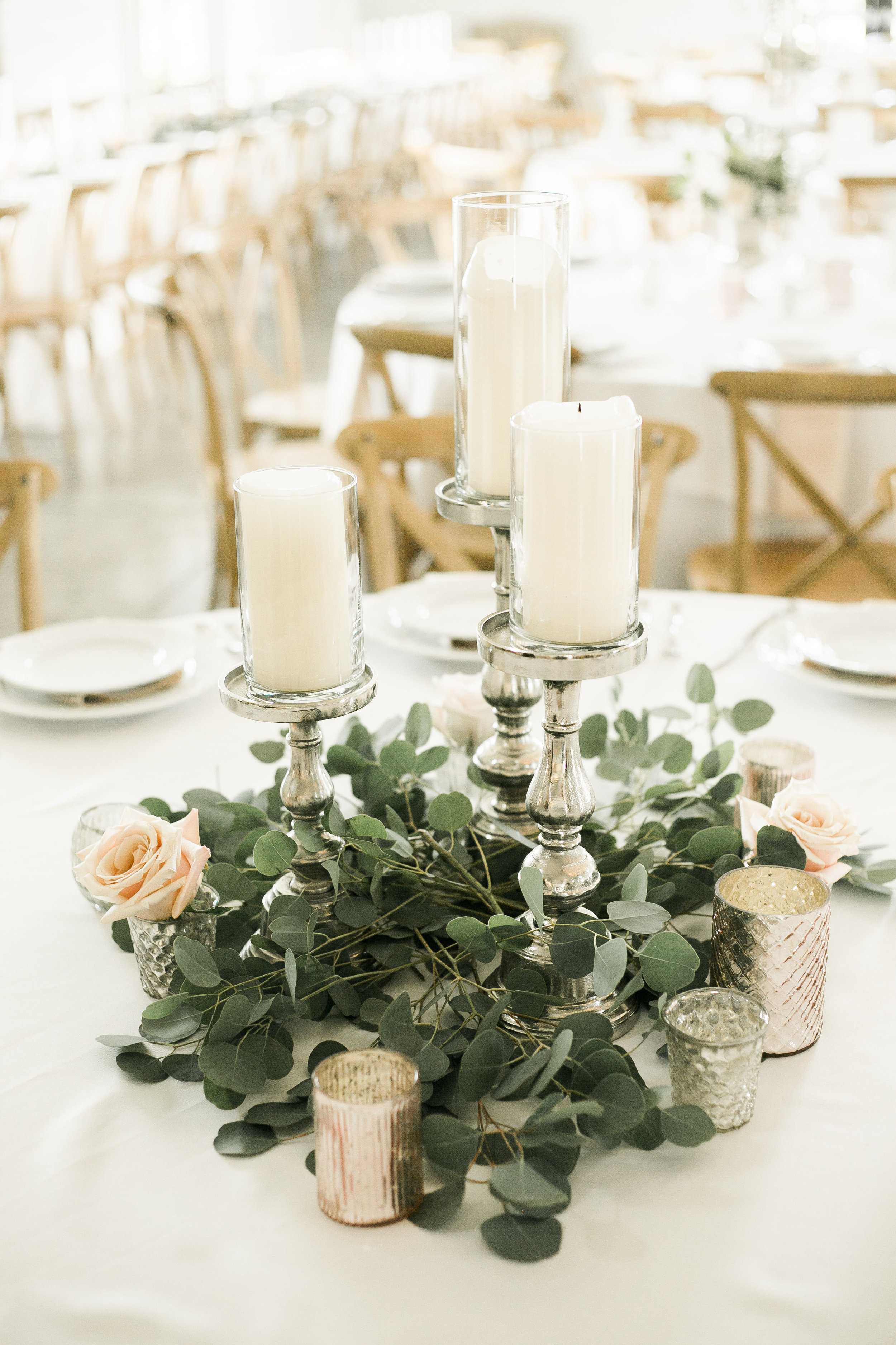 Classic and vintage white and greenery wedding - 73.jpg