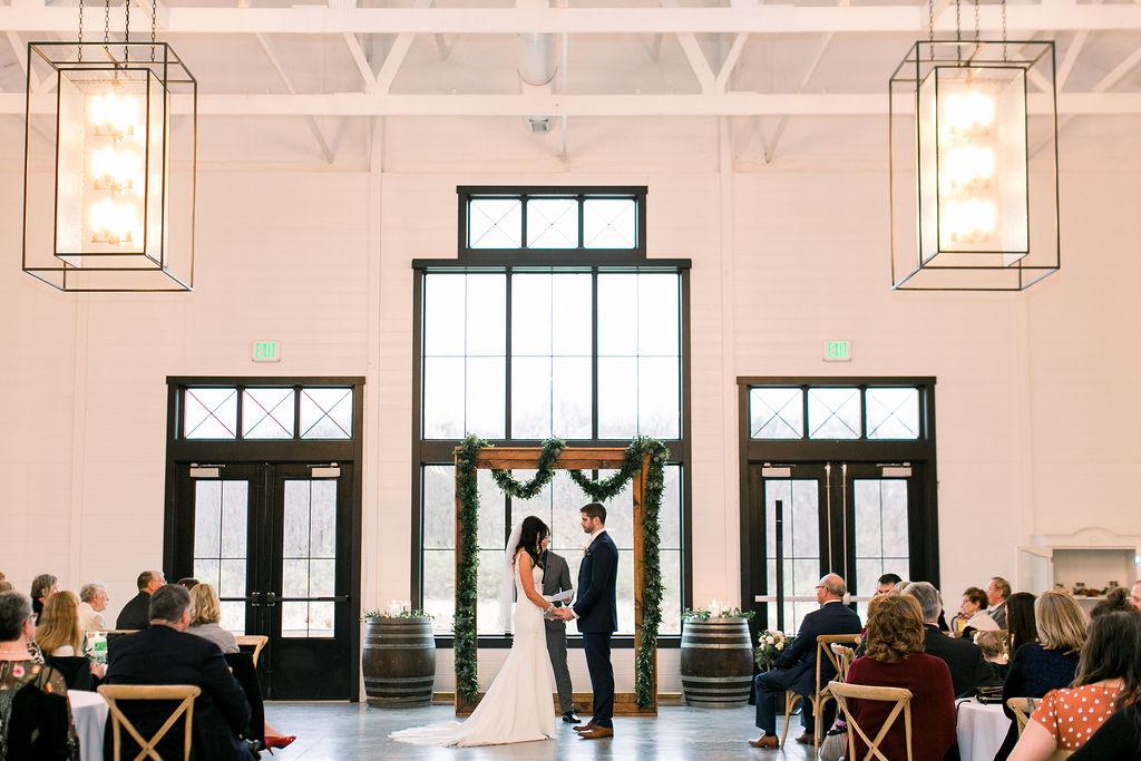 Indoor winter greenery nature-inspired wedding - 40.jpg