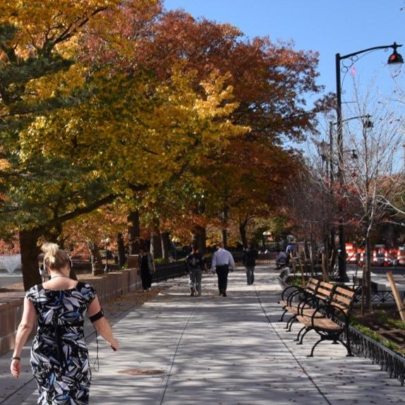 Parkside Promenade + Road Diet - Hartford, CT