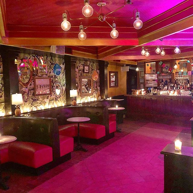 MIMI'S DOWNSTAIRS - The sexiest lounge in #Nolita! Dine upstairs at @mamanandmimi and dance the night away in the lounge