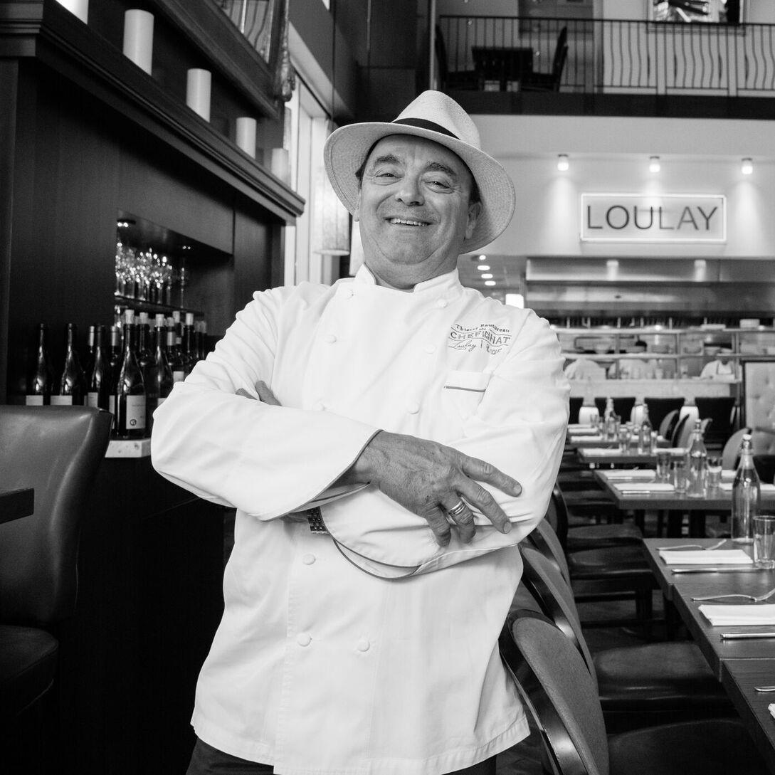 Chef Thierry Rautureau   Loulay Kitchen & Bar  Seattle, WA