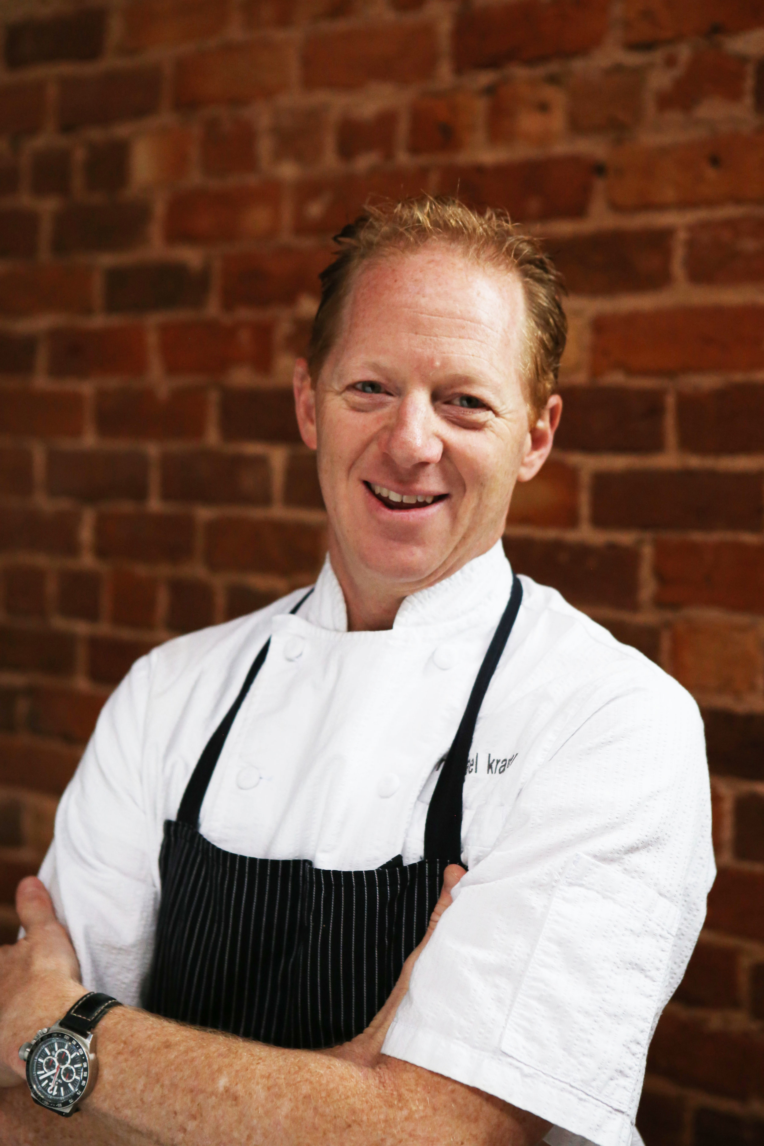 Chef Michael Kramer   Table 301  Greenville, SC