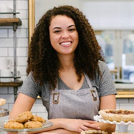 Chef Shari Haley   The Wilson Cafe  Wilson, AR