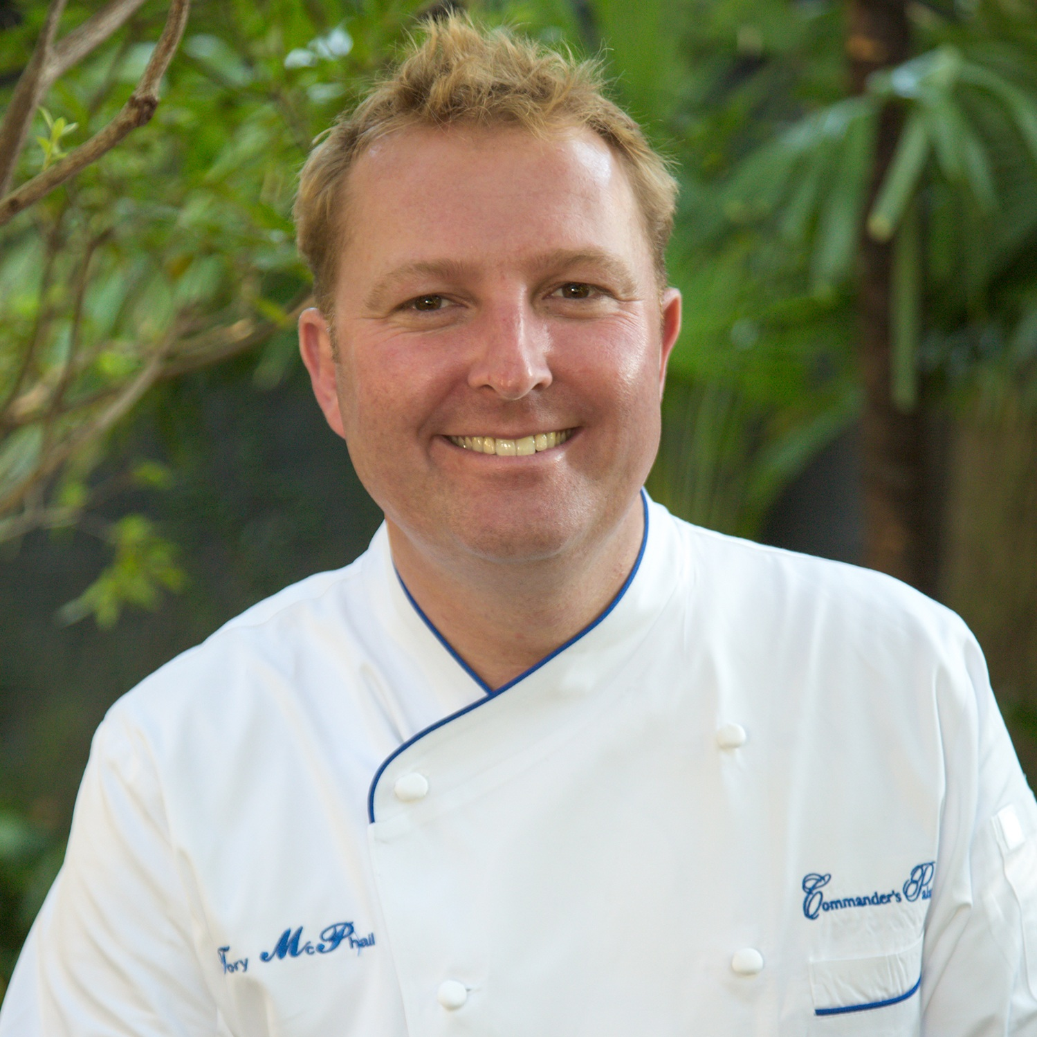 Chef Tory McPhail   Commanders Palace  New Orleans, LA