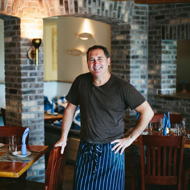 Chef Ken Vedrinski   Trattoria Lucca/Coda del Pesce  Charleston, SC