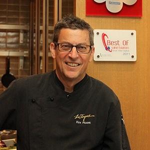 Chef Ken Frank   La Toque  Napa, CA