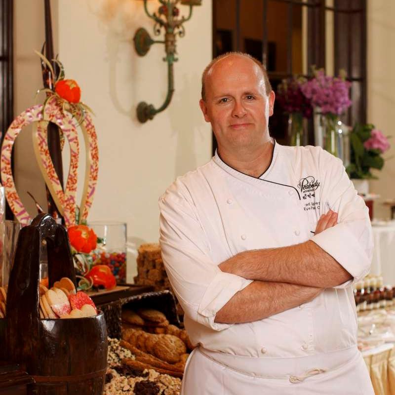 Chef Konrad Spitzbart   The Peabody Hotel  Memphis, TN