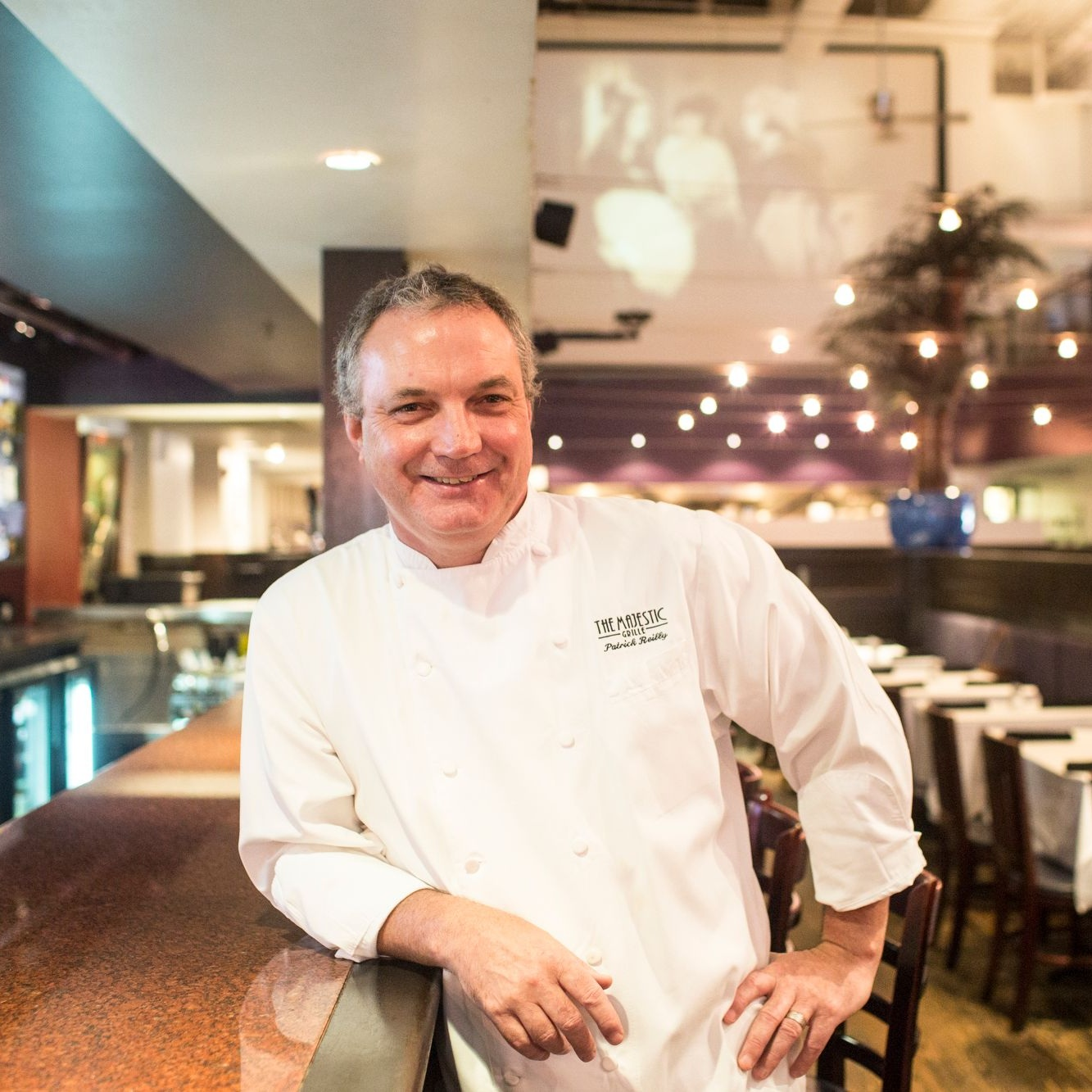 Chef Patrick Reilly   The Majestic Grille  Memphis, TN