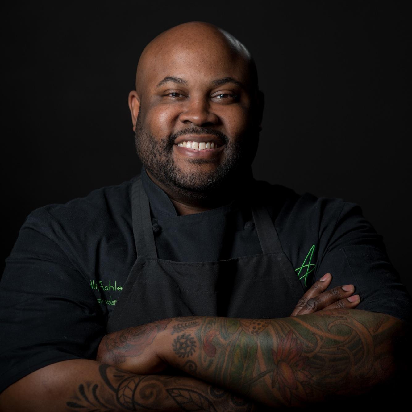 Chef Phillip Ashley Rix   Phillip Ashley Chocolates  Memphis, TN
