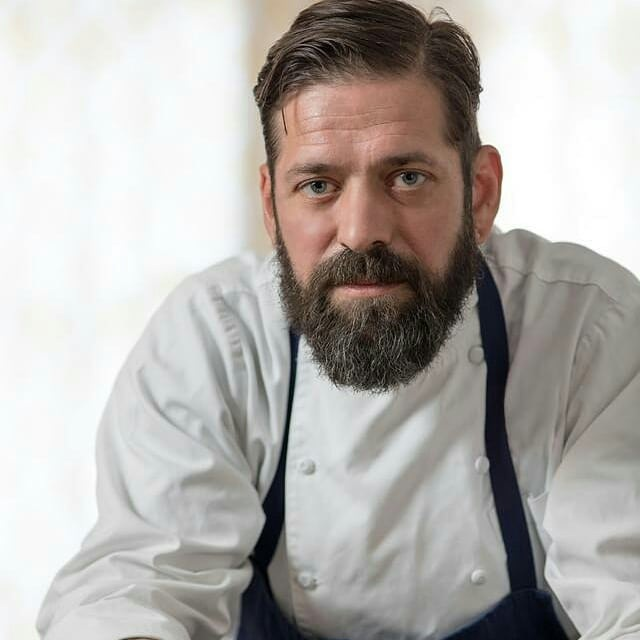 Chef David Krog   Dory  Memphis, TN