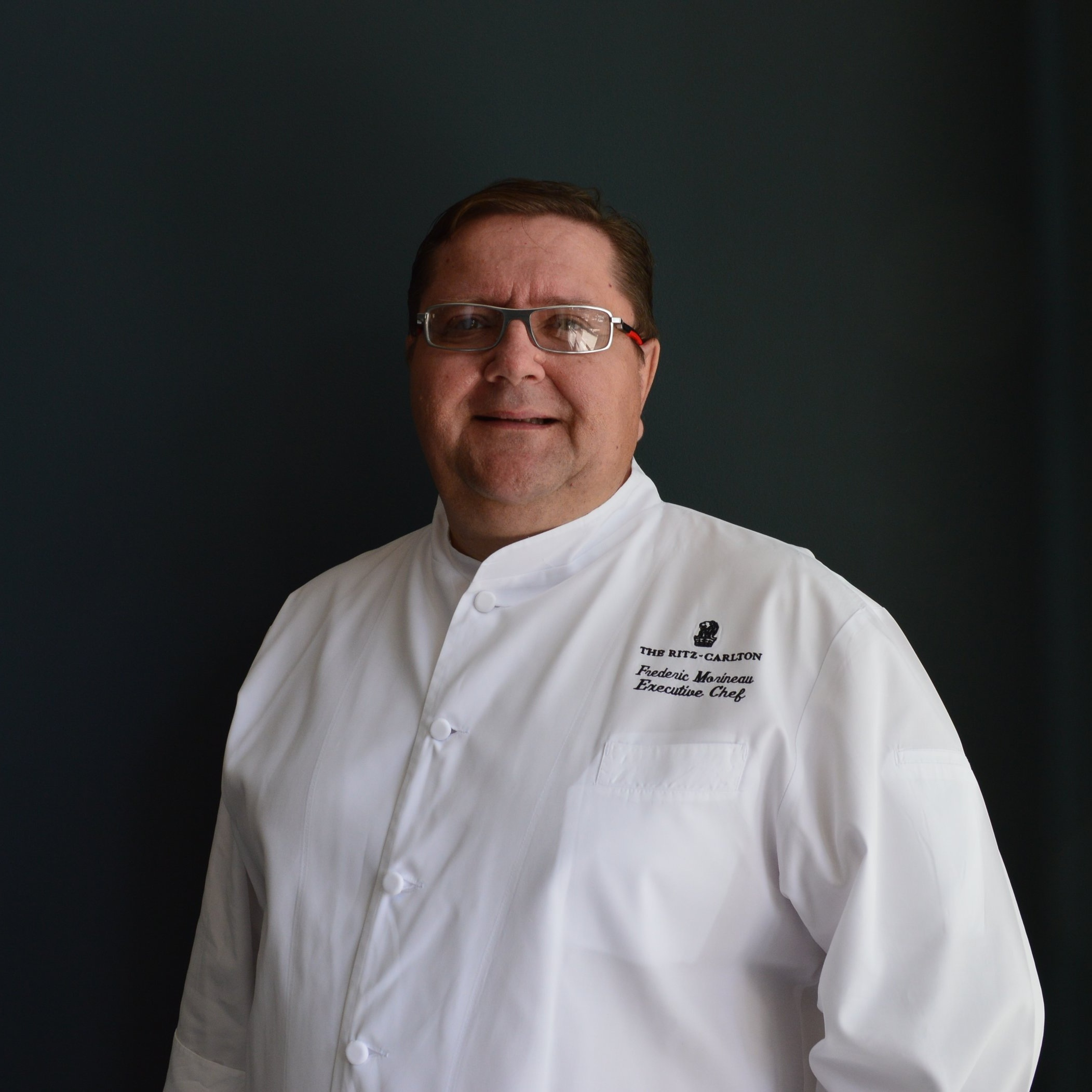 Chef Frederic Morineau   Ritz-Carlton, Grand Cayman  Cayman Islands