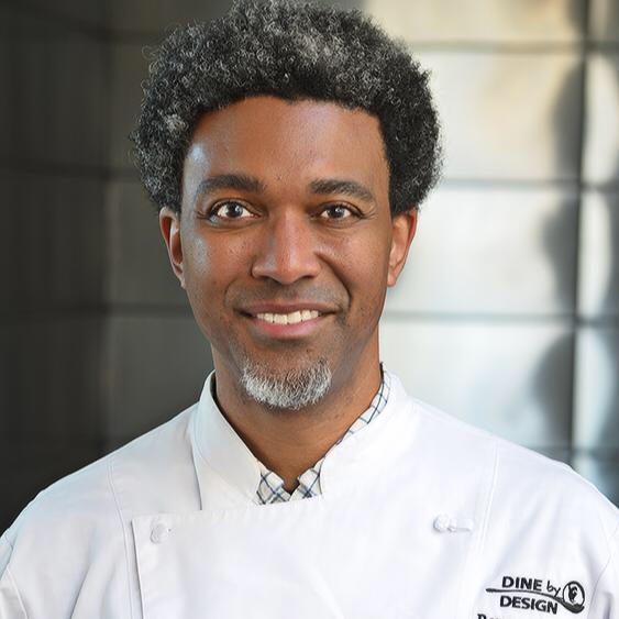 Chef Raymond Jackson   The Cafe at Crosstown Arts  Memphis, TN