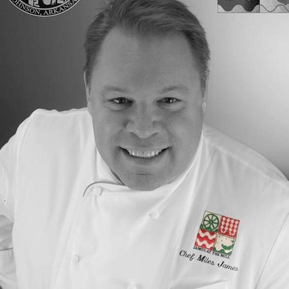 Chef Miles James   MJ Hospitality, MJ Pizzeria  Springdale, AR