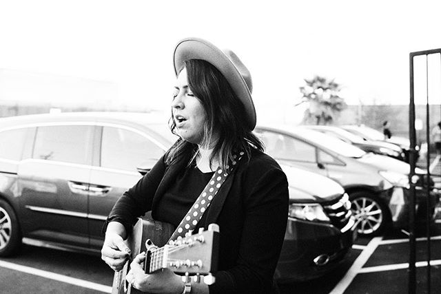 #tbt to pre-show parking lot jams. Any guesses on what word I'm singing? CAUSE I GOT NO CLUE. 📸: @lemurph