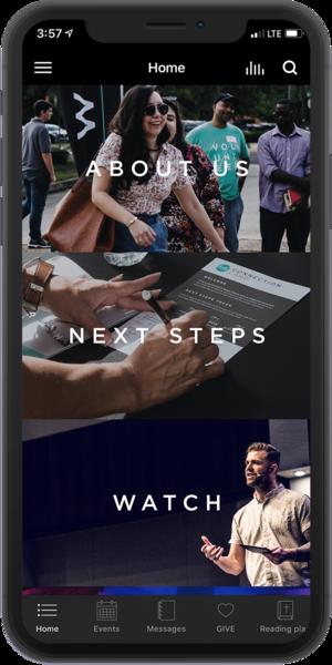 Download the Awaken Church app