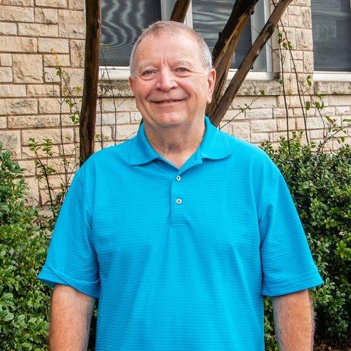 JIM STEELE     Executive Pastor