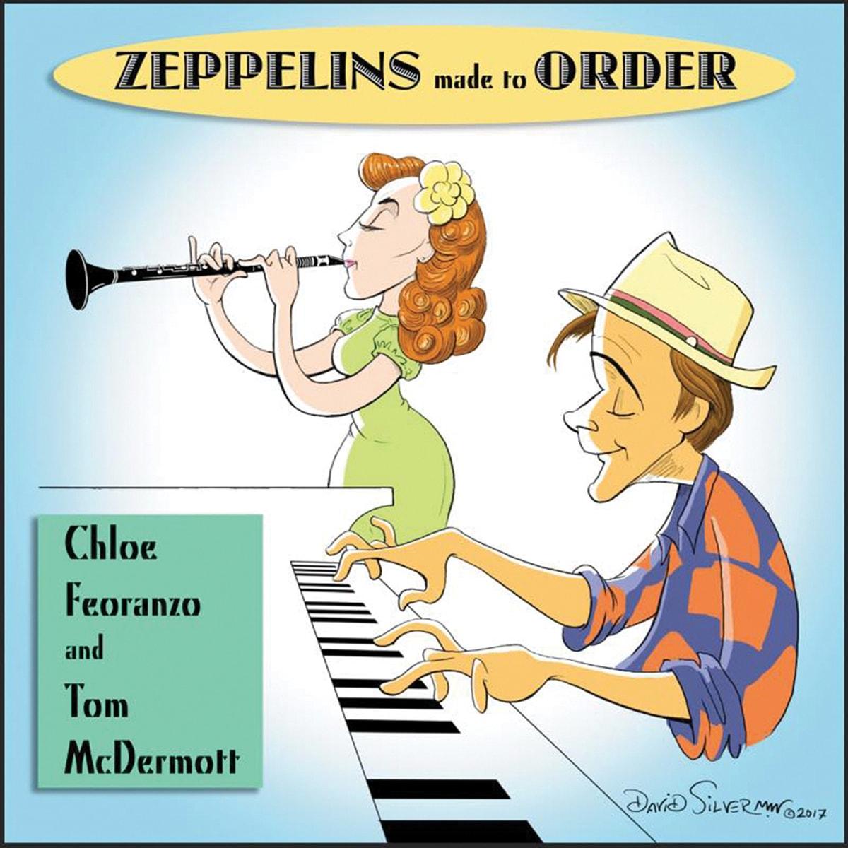 Chloe Feoranzo & Tom McDermott Zeppelins Made to Order