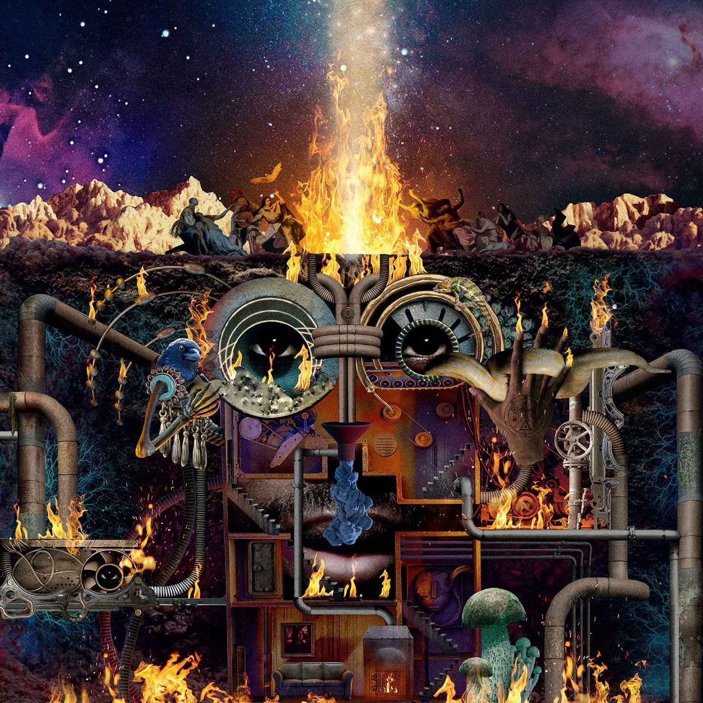 Flamagra – Flying Lotus