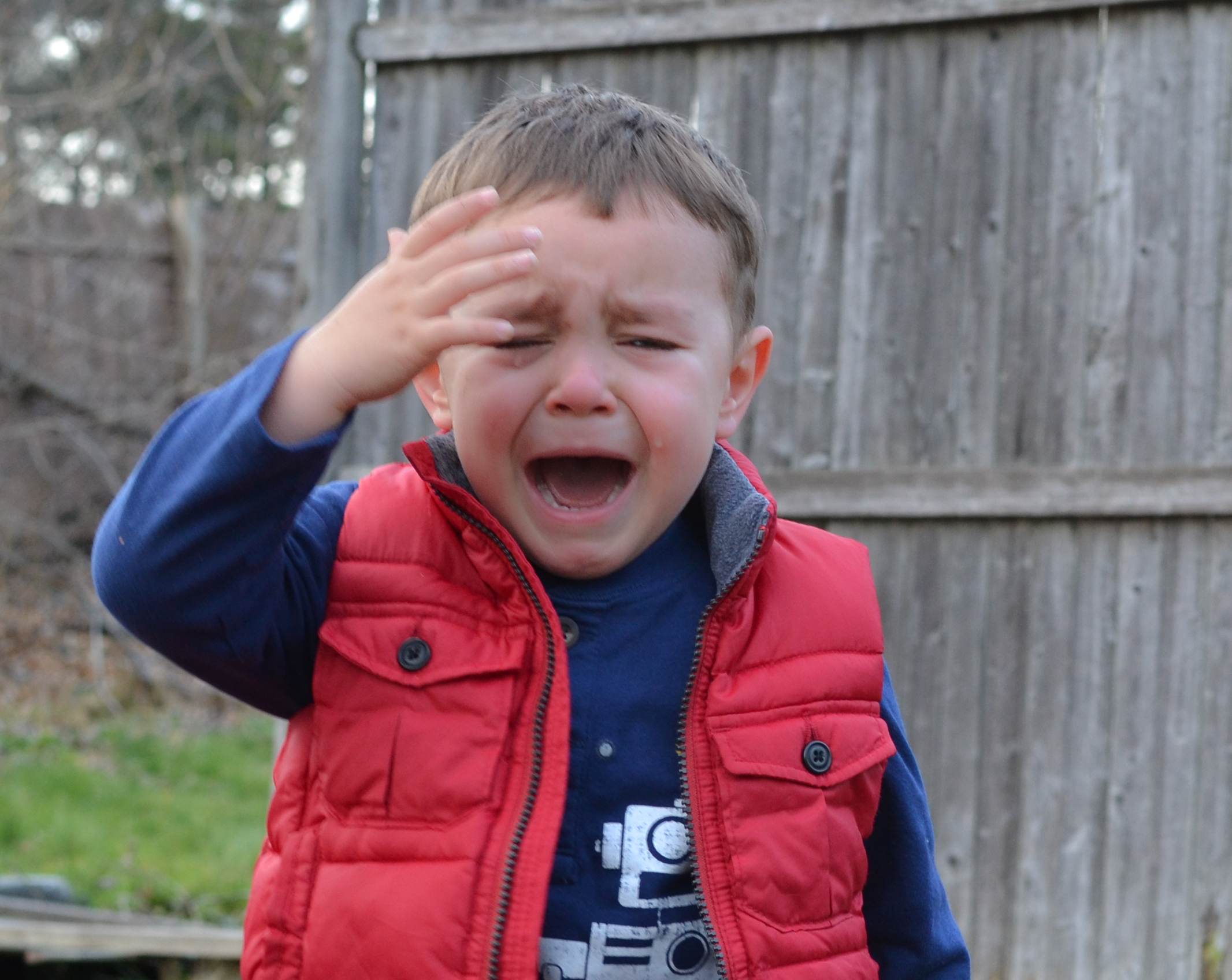Is Your Child Defiant or Unruly? -