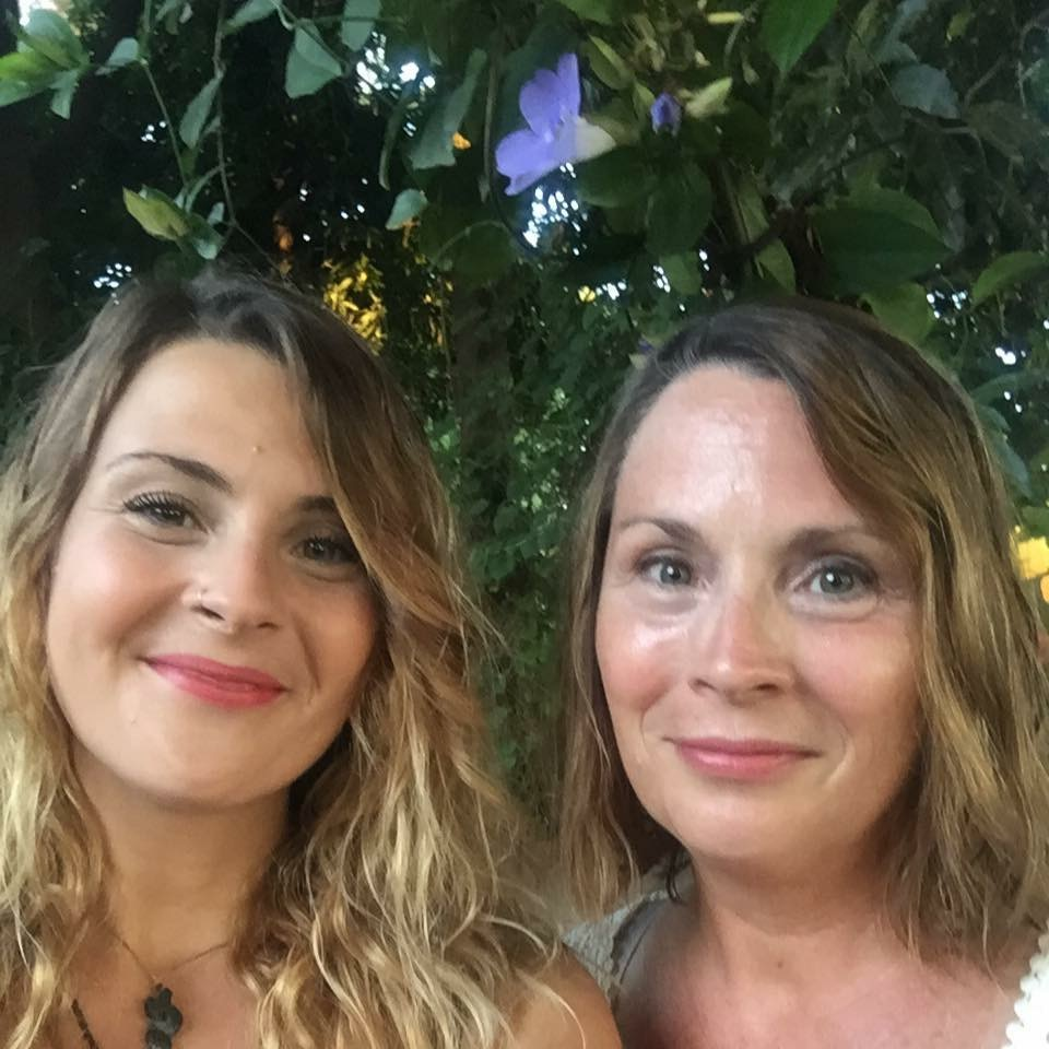 Katie Jaeger and mom Krista