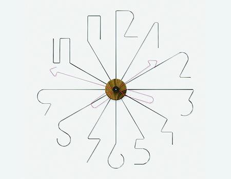 DESIGNING A WIRE CLOCK - PensaIndustry: DesignREAD MORE >