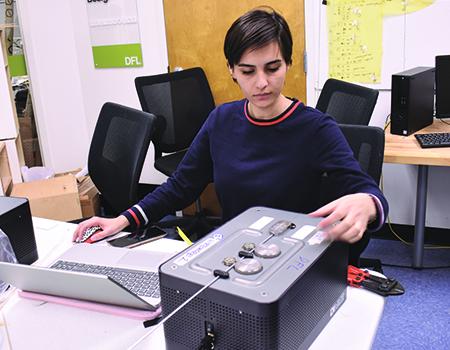 TEACHING BENDING TECHNIQUES - Georgia Tech Industry: EducationREAD MORE >