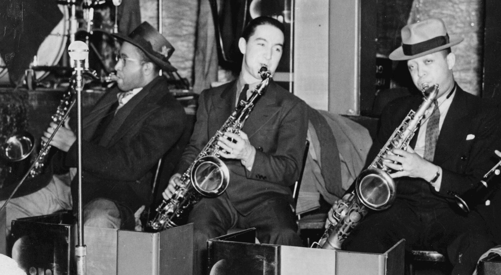 - Track 1 onlyMay 29, 1938Ed Lewis, Harry Edison, Buck Clayton, tptBennie Morton, Eddie Durham, Dan Minor, tbnEarle Warren, as, Jack Washington, as, bar,Herschel Evans, Lester Young, cl, tsCount Basie, p, Freddie Green, g, Walter Page, b, Jo Jones, dTracks 2 & 3 (Recorded August 18, 1938)Track 4 (Recorded August 28, 1938)Tracks 5 & 6 (Recorded August 31, 1938)Tracks 7 & 8 (Recorded October 11, 1938)Tracks 9 & 10 (Recorded October 19, 1938)Tracks 11 & 12 (Recorded November 2, 1938)Ed Lewis, Harry Edison, Buck Clayton, tptBennie Morton, Dicky Wells, Dan Minor, tbnEarle Warren, as, Jack Washington, as, bar,Herschel Evans, Lester Young, cl, tsCount Basie, p, Freddie Green, g, Walter Page, b, Jo Jones, dHelen Humes, Jimmy Rushing, vocTracks 13 & 14 (Recorded April 2, 1939)Tracks 15-18 (Recorded May 19, 1939)Track 19 (Recorded December 9, 1939)Ed Lewis, Shad Collins, Harry Edison, Buck Clayton, tptBennie Morton, Dicky Wells, Dan Minor, tbnEarle Warren, as, Jack Washington, as, bar,Buddy Tate, Lester Young, cl, tsCount Basie, p, Freddie Green, g, Walter Page, b, Jo Jones, dJimmy Rushing, vocTracks 20-22 (Recorded February 28, 1940)Al Killian, Ed Lewis, Harry Edison, Buck Clayton, tptVic Dickenson, Dicky Wells, Dan Minor, tbnEarle Warren, as, Jack Washington, as, bar,Buddy Tate, Lester Young, cl, tsCount Basie, p, Freddie Green, g, Walter Page, b, Jo Jones, d
