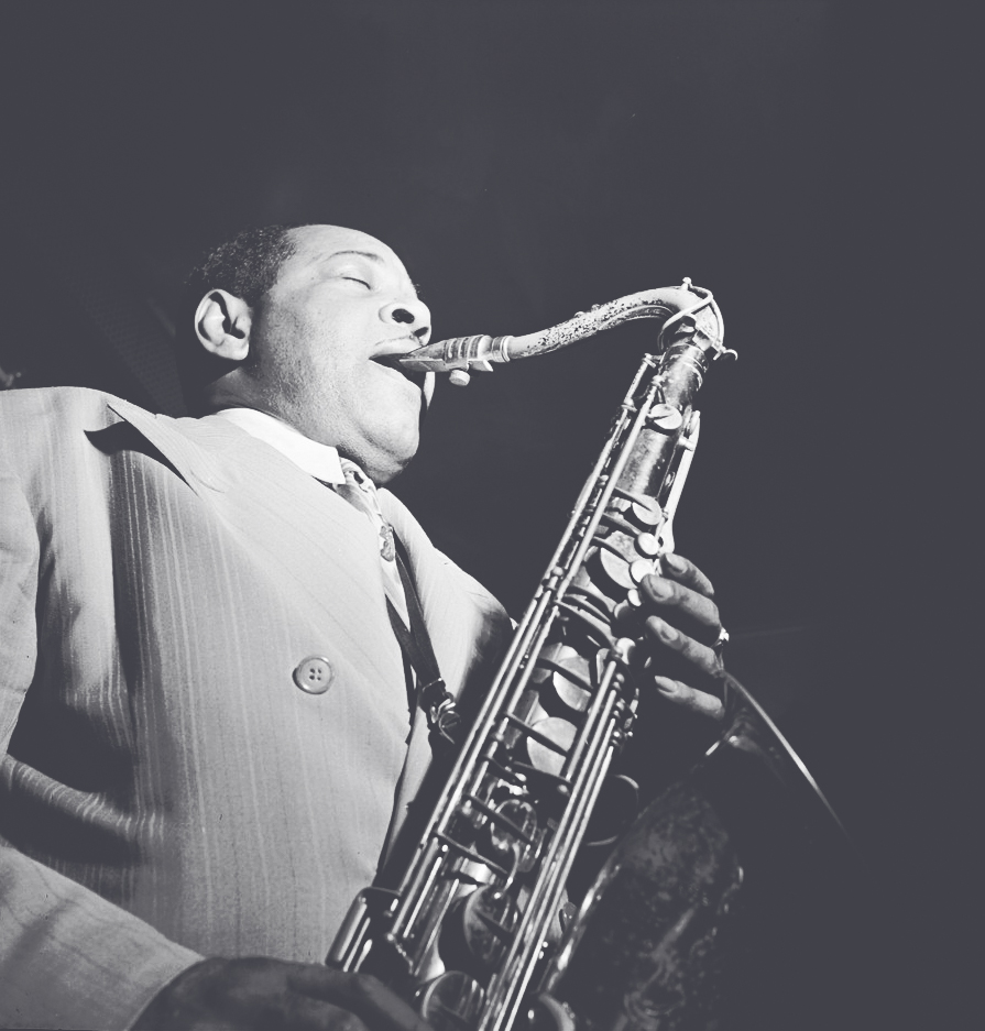 Coleman Hawkins, Savory Collection, National Jazz Museum in Harlem