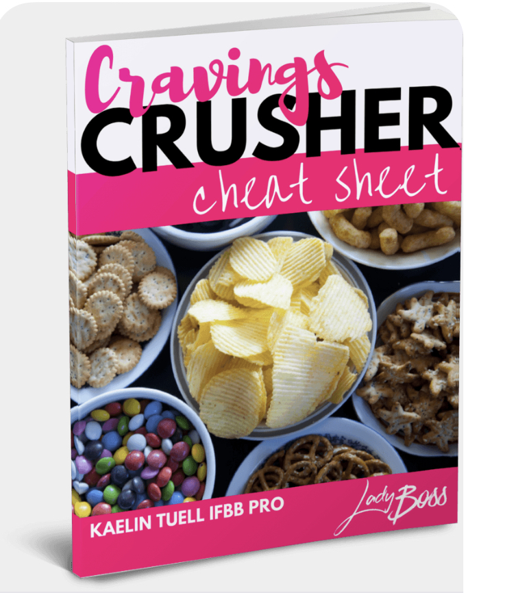 Cravings Cheat Sheet -