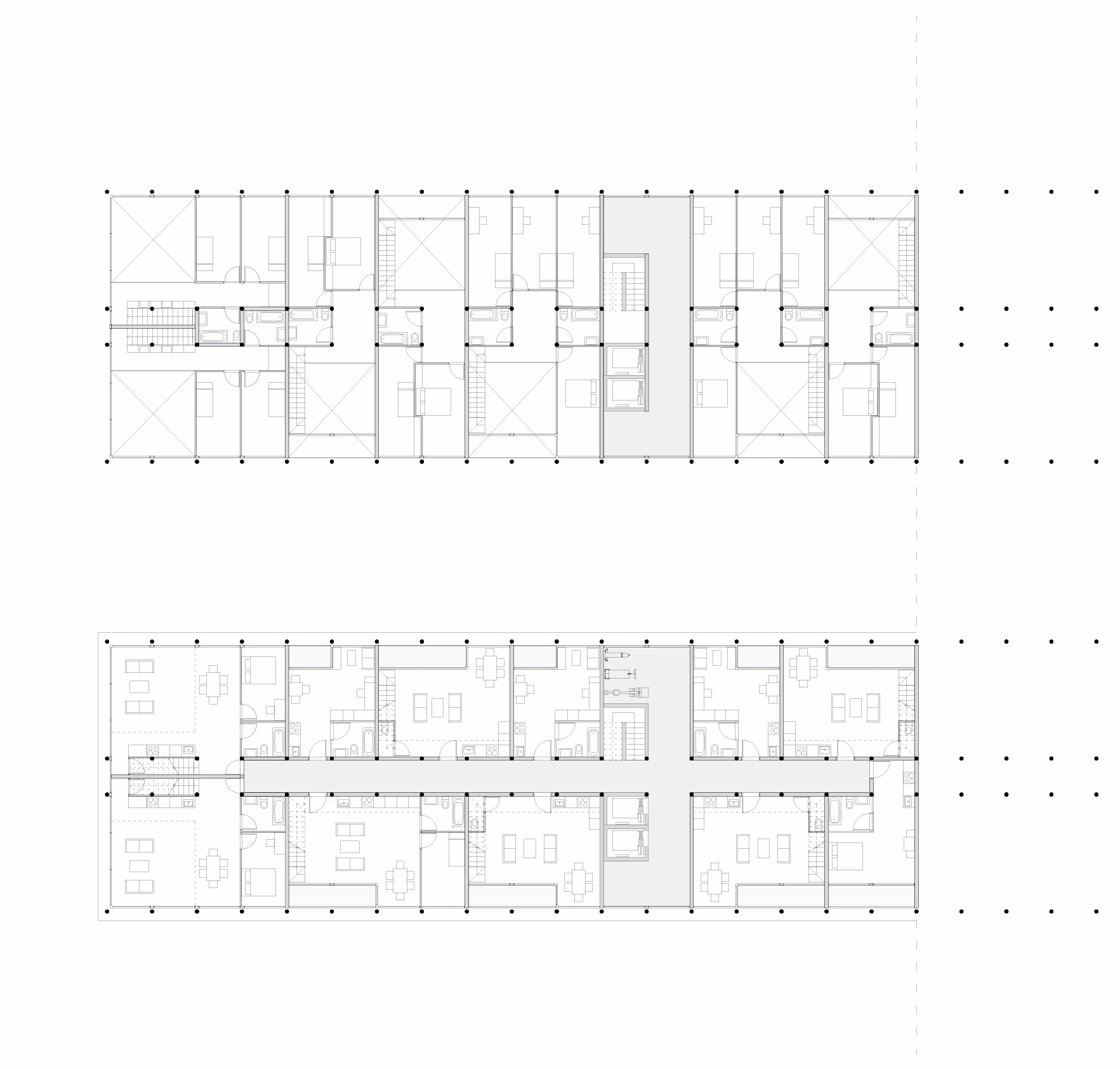 floor plans of floor modules