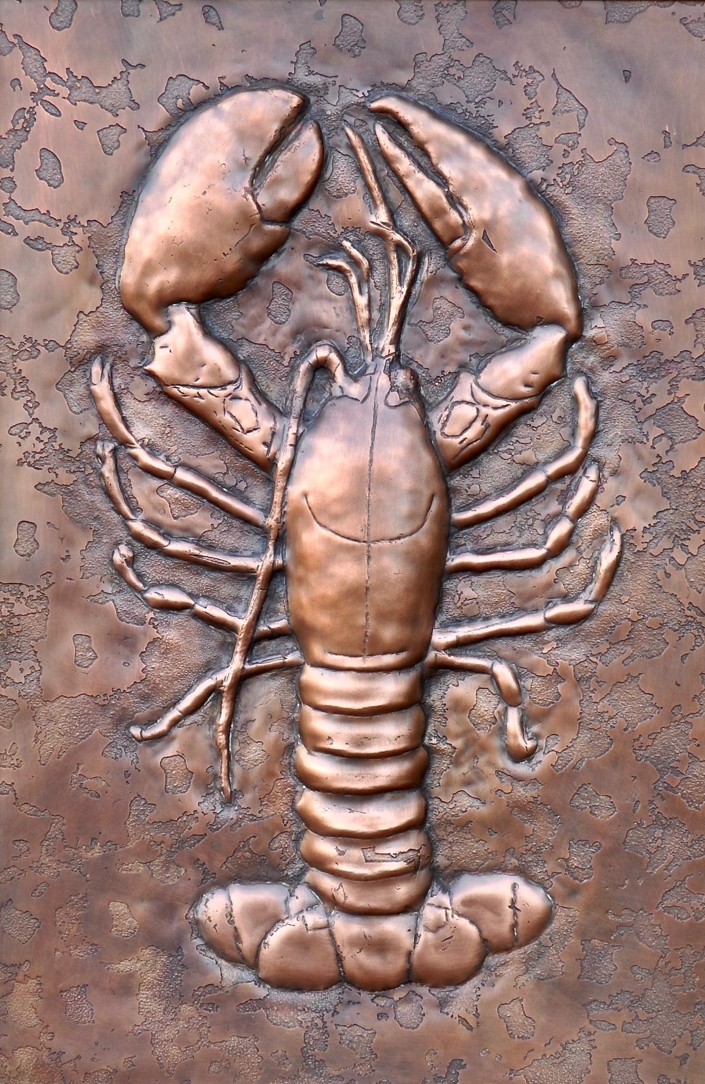 "Lobster - 13"" x 9"""