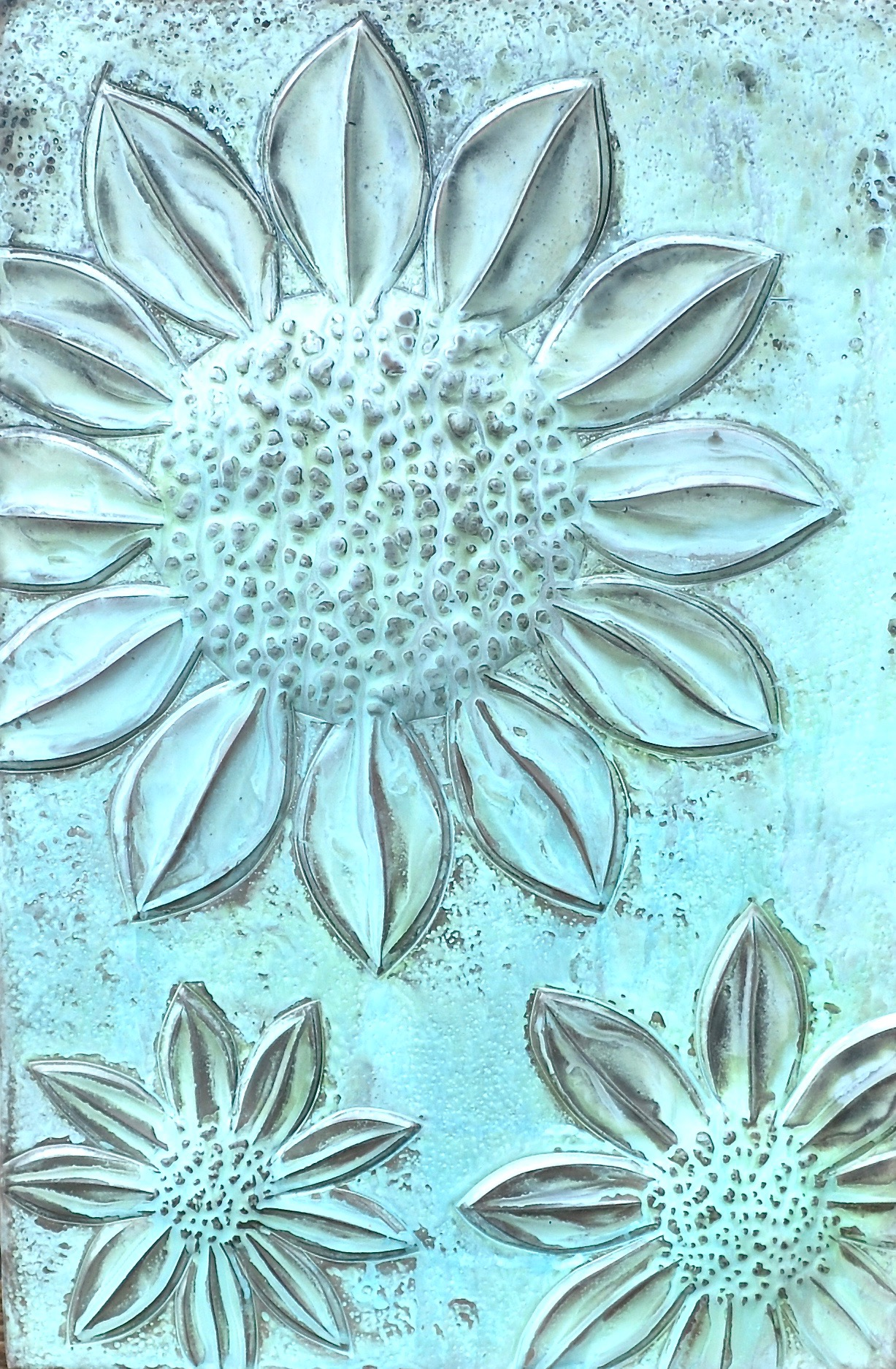 "Sunflower Panel - 14"" x 20"""
