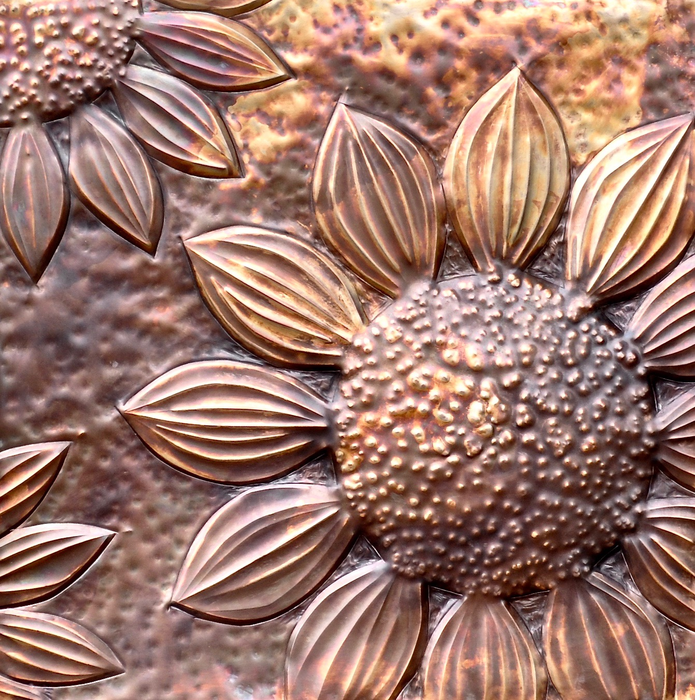 "Sunflower Panel - 12"" x 14"""