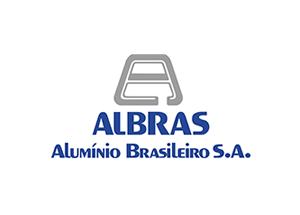 ALBRAS Alumínio Brasileiro logo - Clientes KOT Engenharia