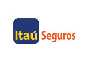 Itaú Seguros logo - Clientes KOT Engenharia