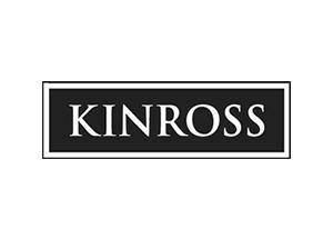 Kinross logo - Clientes KOT Engenharia