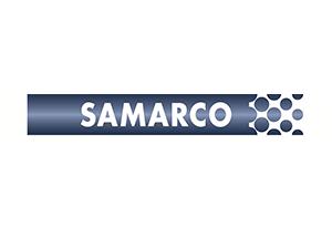 SAMARCO logo - Clientes KOT Engenharia
