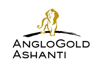 AngloGold Ashanti logo - Clientes KOT Engenharia