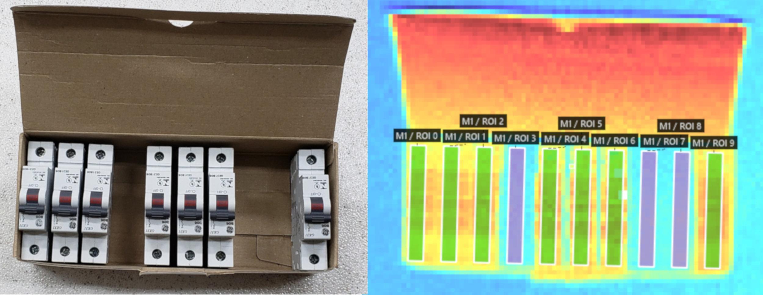 Visão Computacional - Detecção de embalagem  incompleta